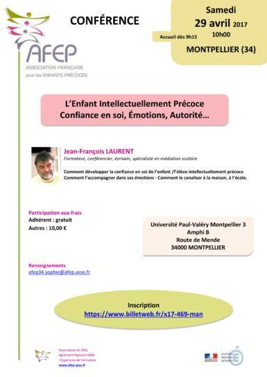 conférence AFEP Jean-Francois Laurent
